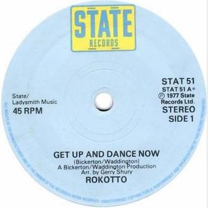 ROKOTTO - Get Up & Dance Now