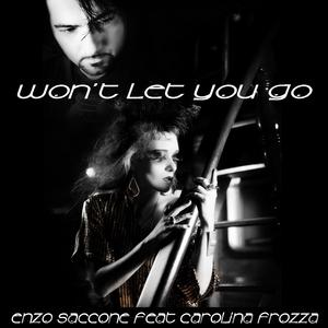 SACCONE, Enzo feat CAROLINA FROZZA - Won't Let You Go