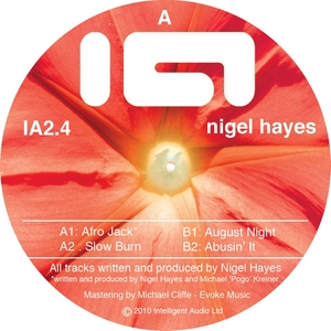 HAYES, Nigel - Tales From The Shed Part 2 EP
