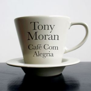 TONY MORAN - Cafe Com Alegria/Return To The Latin X-Press
