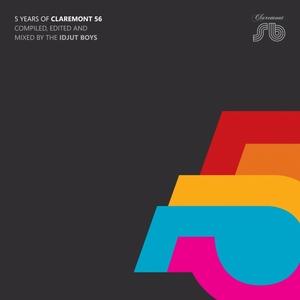 IDJUT BOYS/VARIOUS - 5 Years Of Claremont 56 (unmixed tracks)
