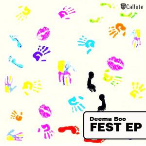 DEEMA BOO - Fest EP