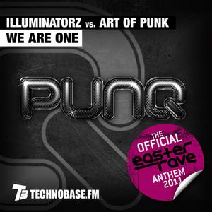 ILLUMINATORZ/ART OF PUNK - We Are One