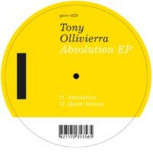 OLLIVIERRA, Tony - Absolution EP