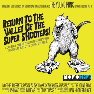 YOUNG PUNX, The - Return To The Valley Of The Super Shooters