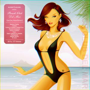 VARIOUS - Beach Club Del Mar Vol 2 (Chill House Edition)