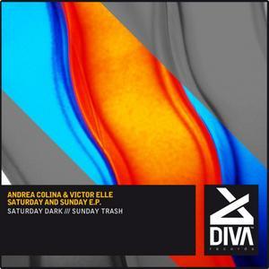 COLINA, Andrea/VICTOR ELLE - Saturday & Sunday EP