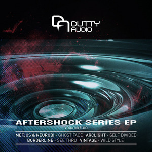 MEFJUS & NEUROBI/ARCLIGHT/BORDERLINE/VINTAGE - Aftershock Series EP Volume 2