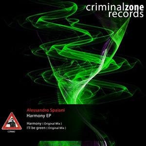 SPAIANI, Alessandro - Harmony EP