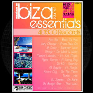 VARIOUS - 4Disco Records Ibiza Essentials Vol 1