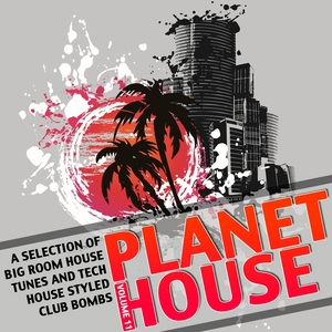 VARIOUS - Planet House Vol 11 (A Selection Of Big Room House Tunes & Tech House Styled Club Bombs)