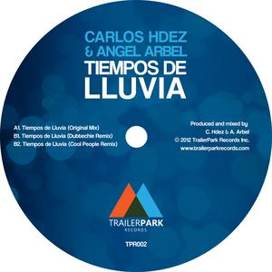 HDEZ, Carlos/ANGEL ARBEL - Tiempos De Lluvia