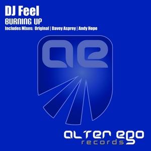 DJ FEEL - Burning Up