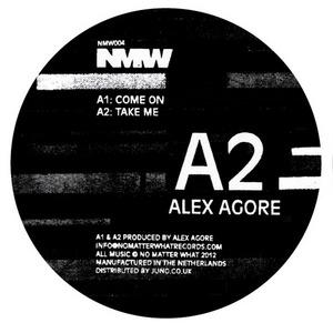 AGORE, Alex/JAMES JOHNSTON - A2J2 EP