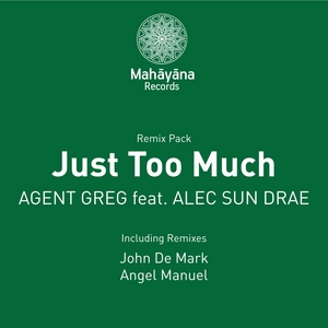 AGENT GREG feat ALEC SUN DRAE - Just Too Much