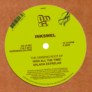 INKSWEL - The Ginseng Root EP