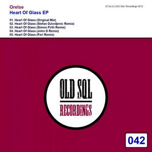 ORELSE - Heart Of Glass EP