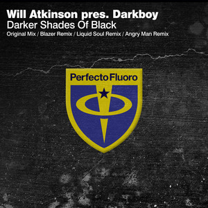 ATKINSON, Will presents DARKBOY - Darker Shades Of Black