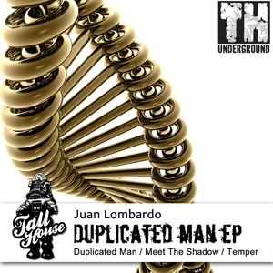 LOMBARDO, Juan - Duplicated Man EP