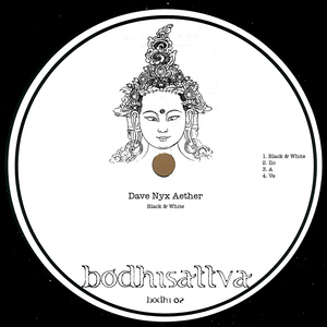 NYX AETHER, Dave - Black & White