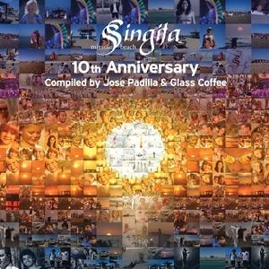 JOSE PADILLA/GLASS COFFEE/VARIOUS - Singita Miracle Beach 10th Anniversary Compiled By Jose Padilla & Glass Coffee