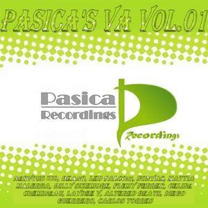 VARIOUS - Pasica's Various Artist Vol 01