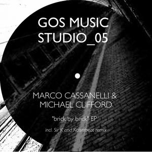 CASSANELLI, Marco/MICHAEL CLIFFORD - Brick By Brick