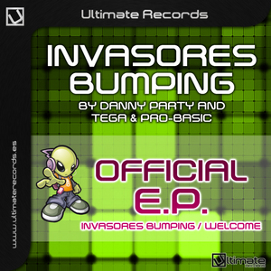 DANNY PARTY/DJ TEGA & DJ PRO BASIC - Invasores Bumping: Official EP