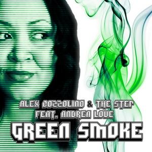 COZZOLINO, Alex/THE STEP feat ANDREA LOVE - Green Smoke