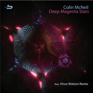 MCNEIL, Colin - Deep Magenta Stars