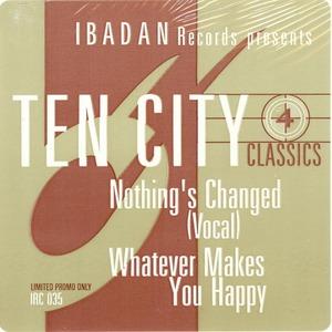 TEN CITY - Ibadan Ten City Classics 4