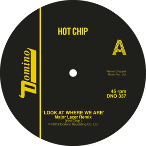 HOT CHIP - Look At Where We Are
