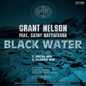NELSON, Grant feat CATHY BATTISTESSA - Black Water