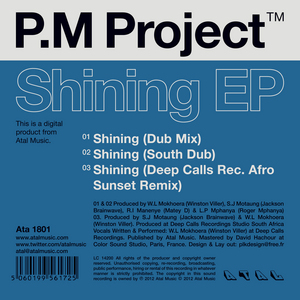 PM PROJECT - Shining EP