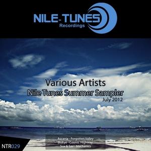 ASCANIA/BLUEYE/SAV - Nile Tunes Summer Sampler July 2012