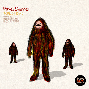 SKINNER, Pavel - Rope Of Sand