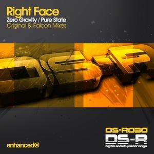 RIGHT FACE - Zero Gravity