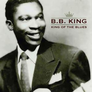 BB KING - King Of The Blues A Collection Of 50 Memorable Songs From The King Of The Blues