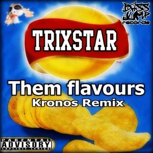 KRONOS - Them Flavours