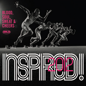 VARIOUS - Inspired! Blood Soul Sweat & Cheers