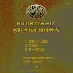 NU RHYTHMIX - Shakedown