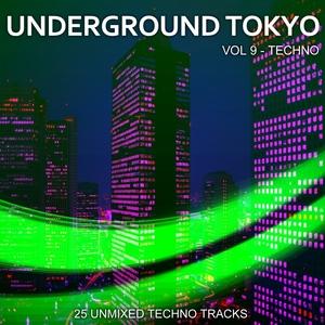 VARIOUS - Underground Tokyo Vol 9: Techno