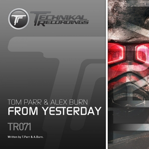PARR, Tom/ALEX BURN - From Yesterday