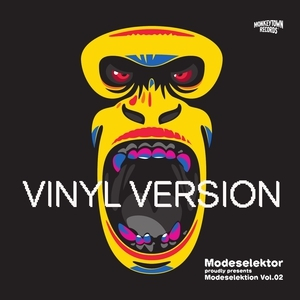 MODESELEKTOR/VARIOUS - Modeselektor Proudly Presents Modeselektion Vol 02