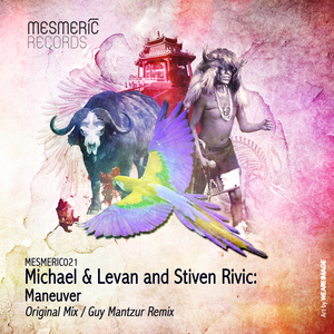 MICHAEL & LEVAN/STIVEN RIVIC - Maneuver