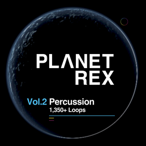 DIGITAL REDUX - Planet Rex Vol 2 (Sample Pack REX/RX2)