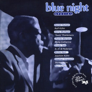 VARIOUS - Blue Night Special Vol 1 Cool Jazz Ballads For Late Hours