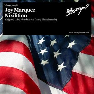 MARQUEZ, Joy - Nixilition