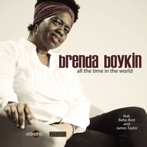 BOYKIN, Brenda - All The Time In The World