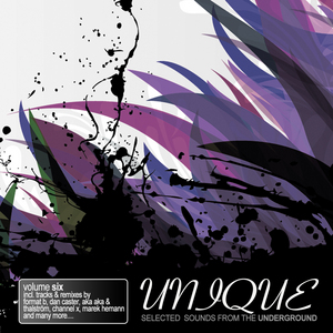 VARIOUS - Unique Vol 6 (Selected Sounds From The Underground)